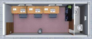 Venta Y Arriendo De Contenedores Oficina Con Baño Para Empresa Constructoras, Mineras, O Proyectos Temporales