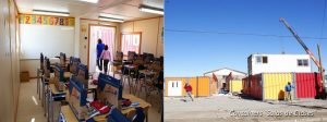 Contenedores Para Uso Como Salas De Clase Para Escuelas Y Colegios, Salas De Capacitación, O Salas De Reuniones